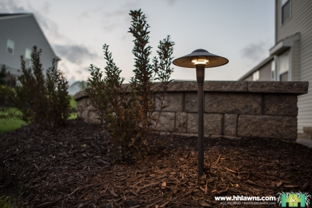 Barry Webber Outdoor Patio Landscape Project 2016 (H&H Lawn and Landscape)