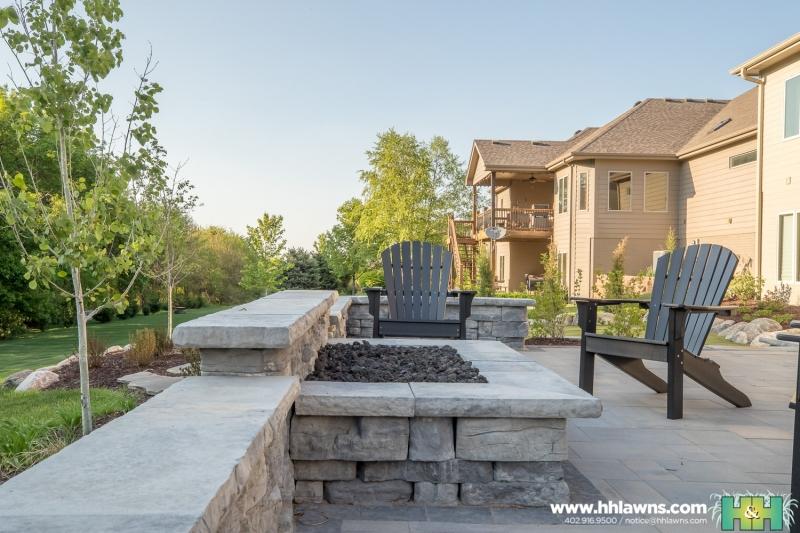 051718 Dawn Stock Residential Landscape Design H&H Lawn and Landscape Omaha, Nebraska Photos by Nate Olsen
