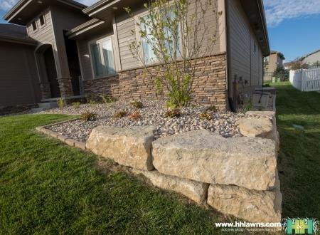 081618 Sue McVey Landscape Project H&H Lawn and Landscape