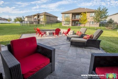 081618 McVey Residential Landscape CompanyH&H Lawn and LandscapeOmaha, Nebraska