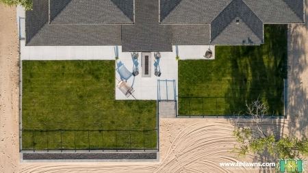 091219 Pam Serfass H&H Lawn and Landscape Omaha Landscape Company Created By // Nathan Olsen