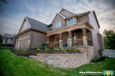 H&H Lawn and Landscape Omaha Landscaping Company Photos